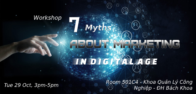 7 myths about Marketing in Digital Age
